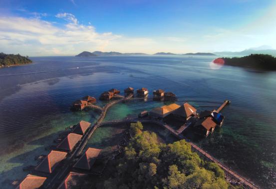 马来西亚沙巴ECHO度假村引领环保潮流