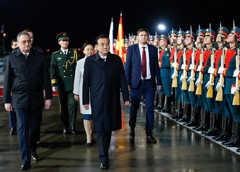 中俄总理第二十四次定期会晤经贸成果