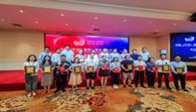 中国宁波青年大学生创业大赛圆满落幕