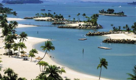 新加坡重新规划开发圣淘沙岛 将拆除岛上鱼尾狮