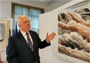 斯洛伐克驻华大使:杜尚·贝拉