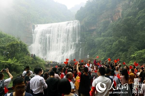 赤水:全域旅游点燃国庆假期