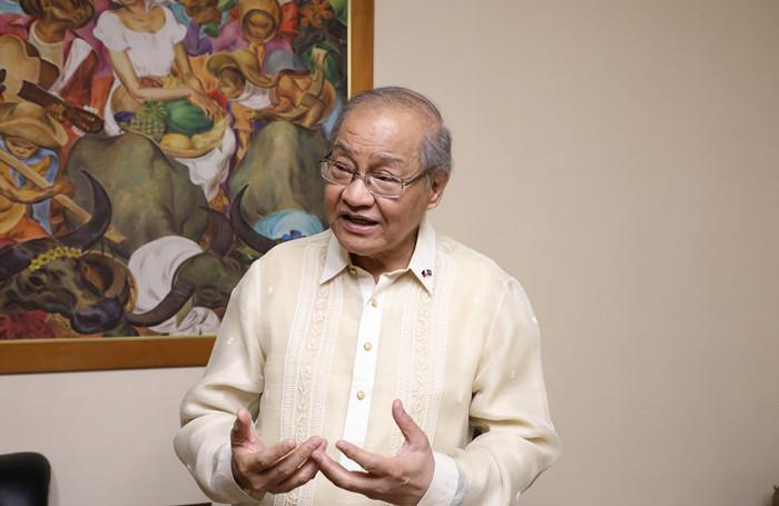 菲律宾大使cue的这些明星,有没有你家爱豆