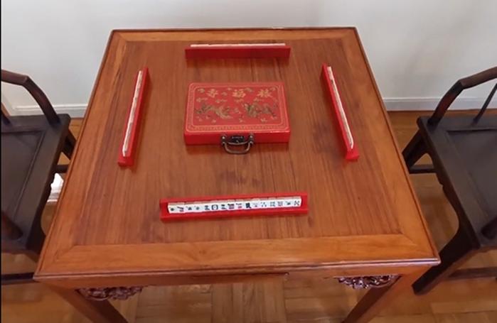 葡萄牙驻华使馆里竟然可以打麻将!