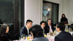 10月10日,浙江海外联谊会访问团一行到访开元周游集团。