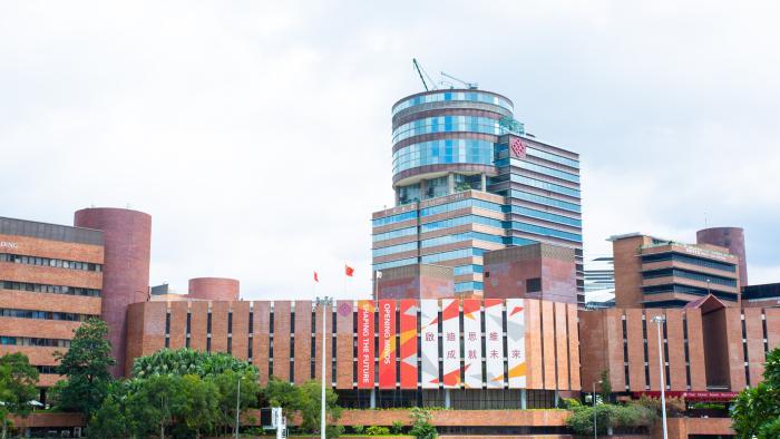 香港多所大学明年1月复课 理大商讨校园重开事宜