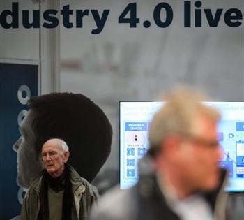 """德媒解析:德国""""工业4.0""""为何步履维艰"""