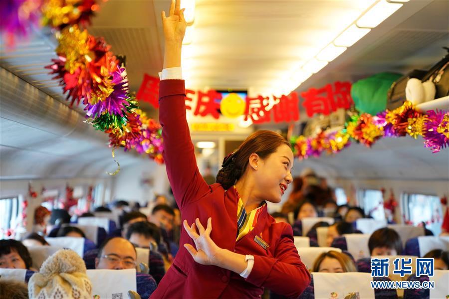 哈牡高铁开通运营一周年运送旅客770余万人次