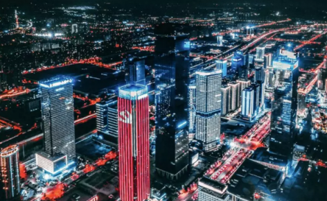 西安高新区:助力西安实现绿色、创新、高质量发展