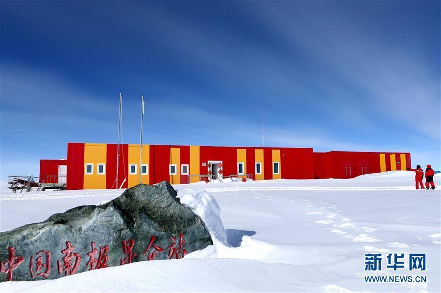 中国南极昆仑站现场科考工作全面展开