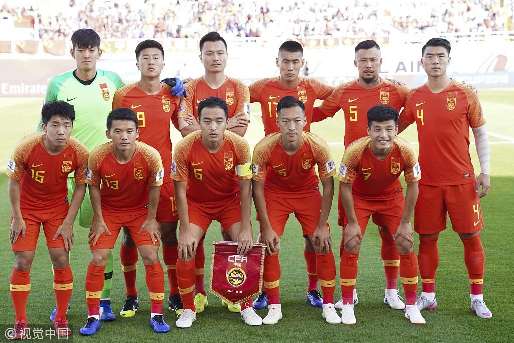 开门红!亚洲杯小组赛开哨 国足2-1战胜吉尔吉斯斯坦
