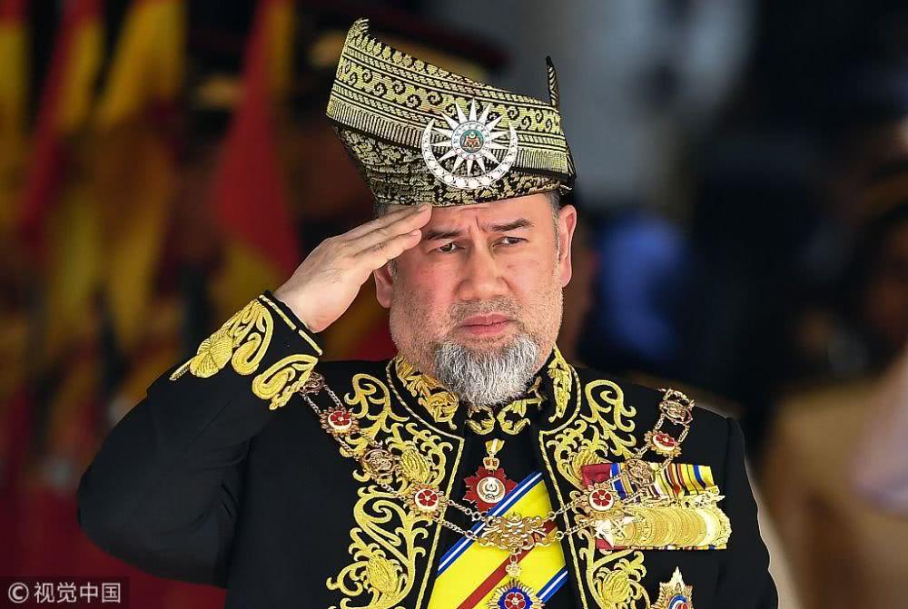 马来西亚元首突然辞职?其实这事儿早有预兆