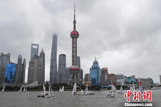 资料图:上海。 殷立勤 摄