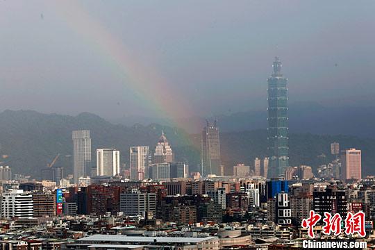 资料图:台北。中新社记者 陈小愿 摄
