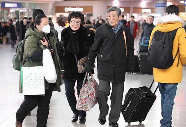 韩国交通网迎来春运考验:预计发送人次逼近总