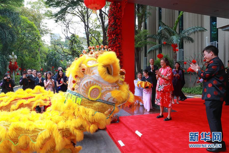 (国际·图文互动)(3)共祝农历新年好 携手迈向新未来——外国政要祝贺中国春节