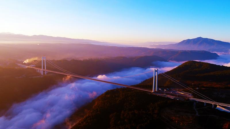 保腾高速龙江特大桥获全国优秀勘察,优秀设计一等奖图片