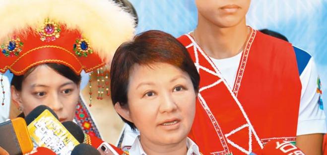 苏贞昌称若两岸开打拿扫帚拼 台中市长:何等笑话
