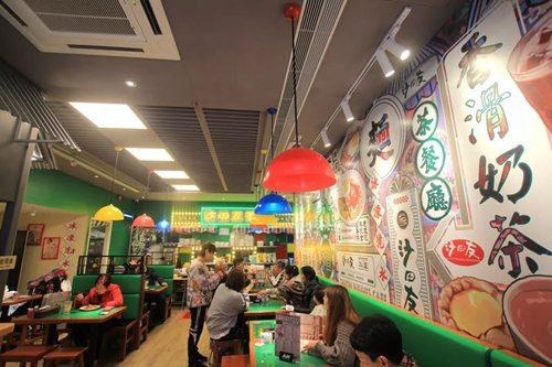 在沙田友冰室吃到香港美食2.jpg
