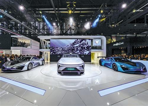 日内瓦车展引领行业潮流
