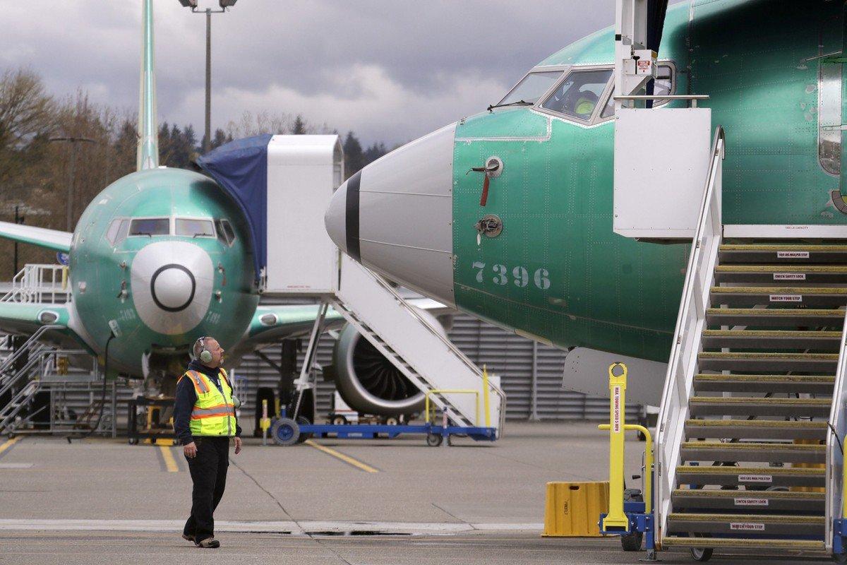 七年来首次!波音737 Max三月份零订单