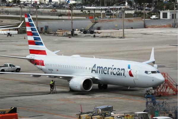 波音噩耗连连 美国航空再延长737MAX停飞期限至8月