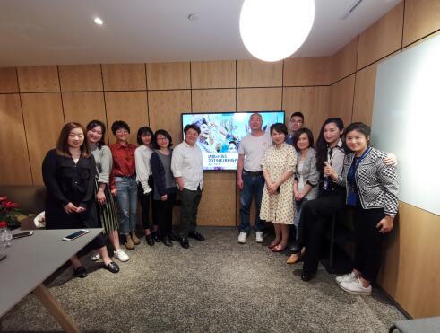 达能ELN与HS兴圣国际中国达成合作意愿