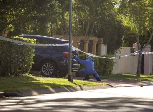 澳洲华人医生自家车库遭枪杀 17岁少年嫌犯被捕