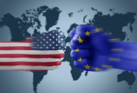 """双倍奉还!欧盟这次拿200亿美元""""报复""""美国"""