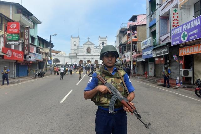 斯里兰卡连环爆炸,全球反恐到了一个关键时刻