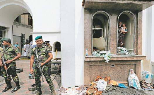 斯里兰卡爆炸案已致262人死亡 至少452人受伤