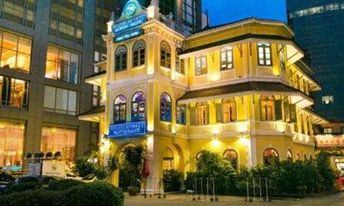 主打泰式宫廷菜的蓝象餐厅1.jpg