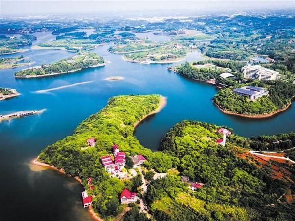 成都龙泉山城市森林公园