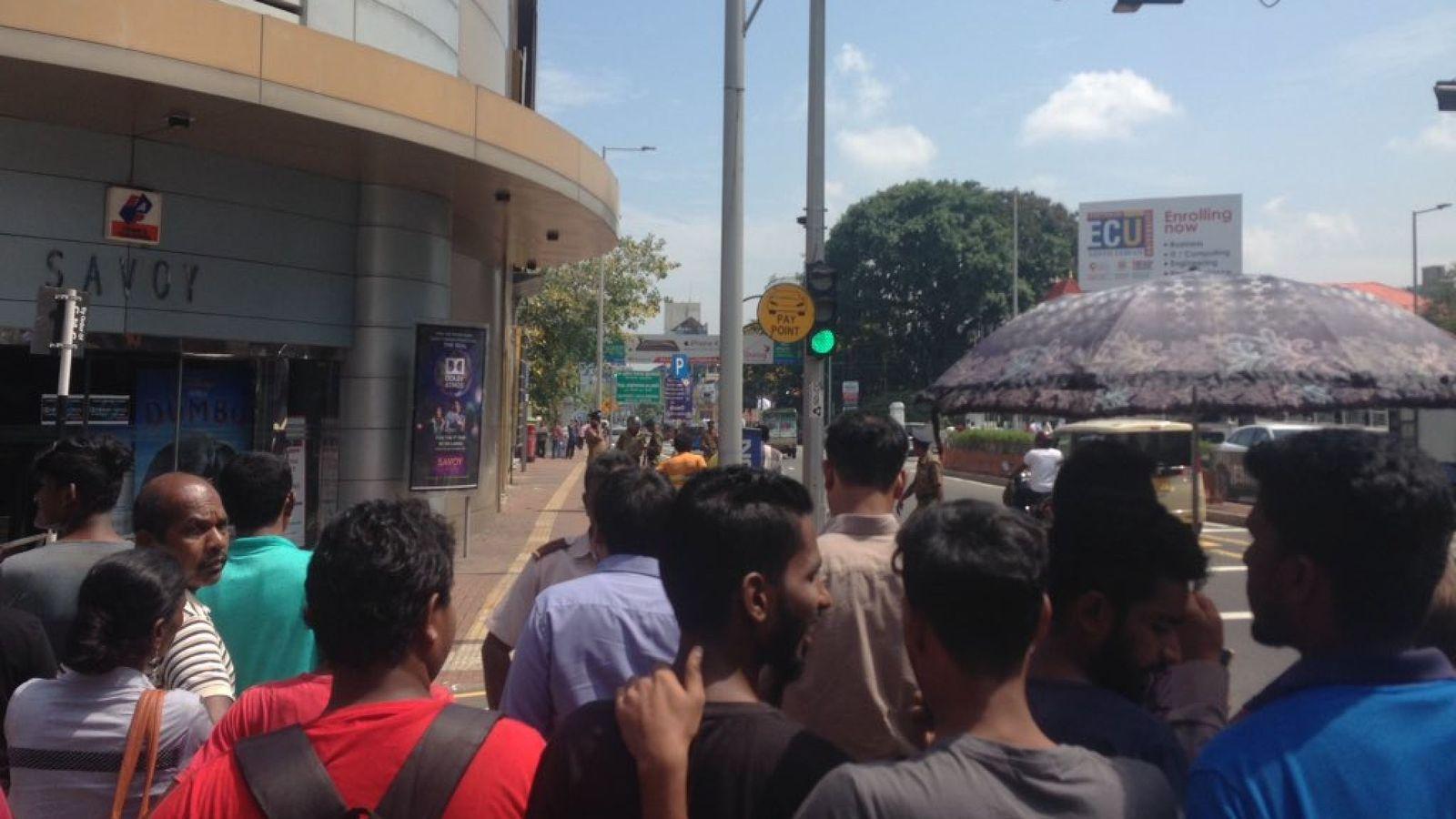 斯里兰卡再次发生爆炸 警方称系安全部队所为