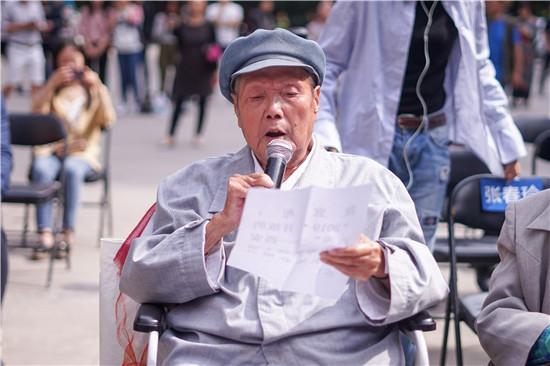 西安美术学院名誉院长刘文西宣布展览开幕_副本.jpg