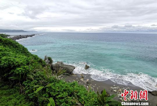 台湾东海岸景色迷人