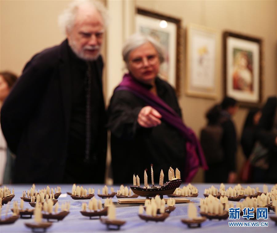 (国际)(4)云南省非物质文化遗产亮相巴黎