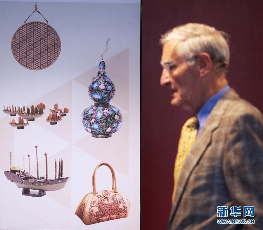 (国际)(6)云南省非物质文化遗产亮相巴黎