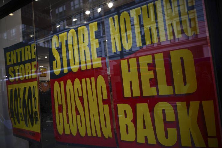 瑞银报告:贸易战将致上万美国商店倒闭 危及400亿美元销售额