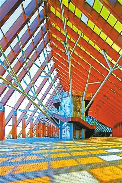 北京世园会运营满月 未来的科技生活在此展现