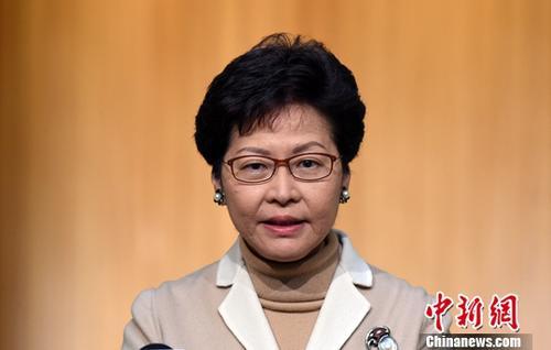 香港各界支持特区政府依法修例:不要
