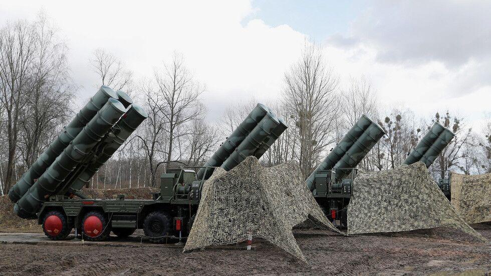 (俄罗斯S400导弹防御系统。图源:路透社)