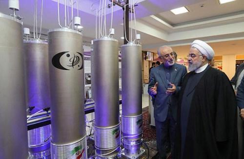 海外网评:伊朗低浓缩铀存量超标,实质回击美国施压