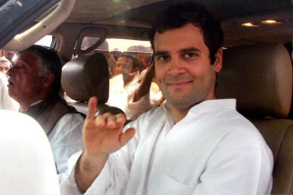 大选失败 拉胡尔·甘地辞去印度国大党主席一职