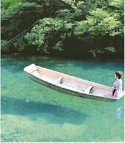 香格里拉旅游地图