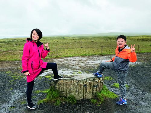 记者妈妈张凌云,用新闻故事陪伴孩子成长