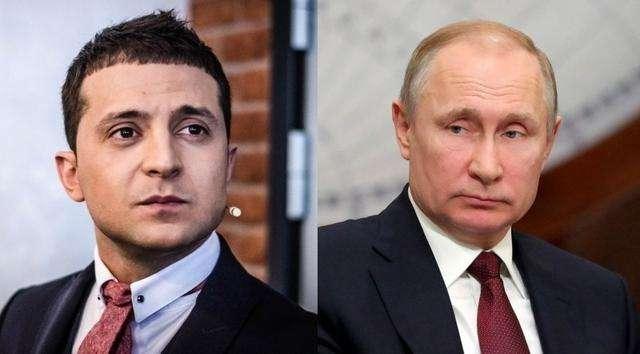 两国总统首次电话交谈 俄乌关系能否迎来曙光?