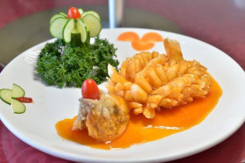 在金边机场对面的御膳楼吃到美味的川菜5.jpg