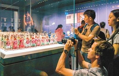 陕西历史博物馆延长暑期开馆时间