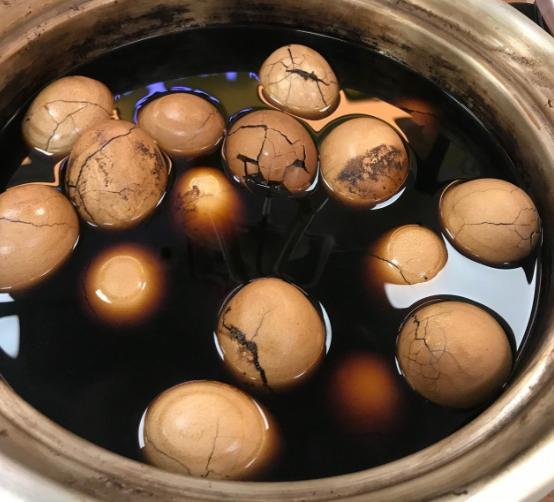 台湾的茶叶蛋又火了,网友还在争论